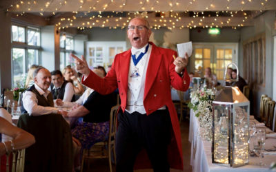 Why have a Toastmaster?
